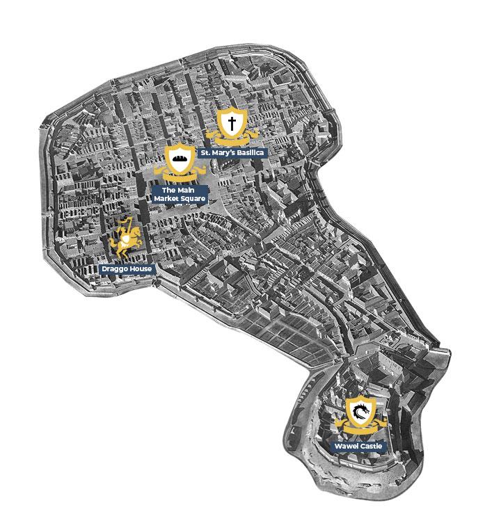 Draggo House Location