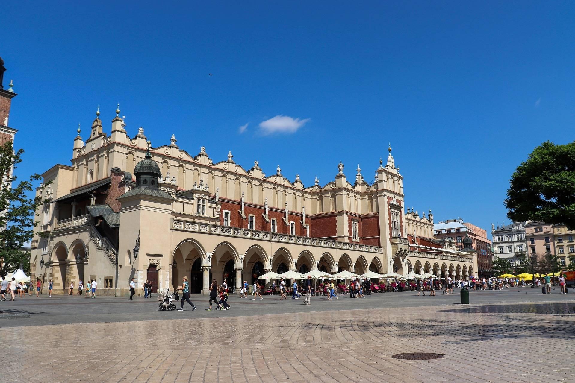 Zwiedzanie Krakowa - Stare Miasto