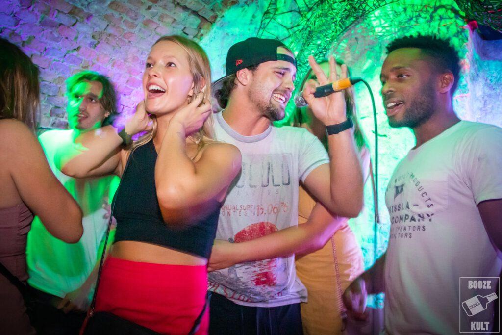 karaoke krakow