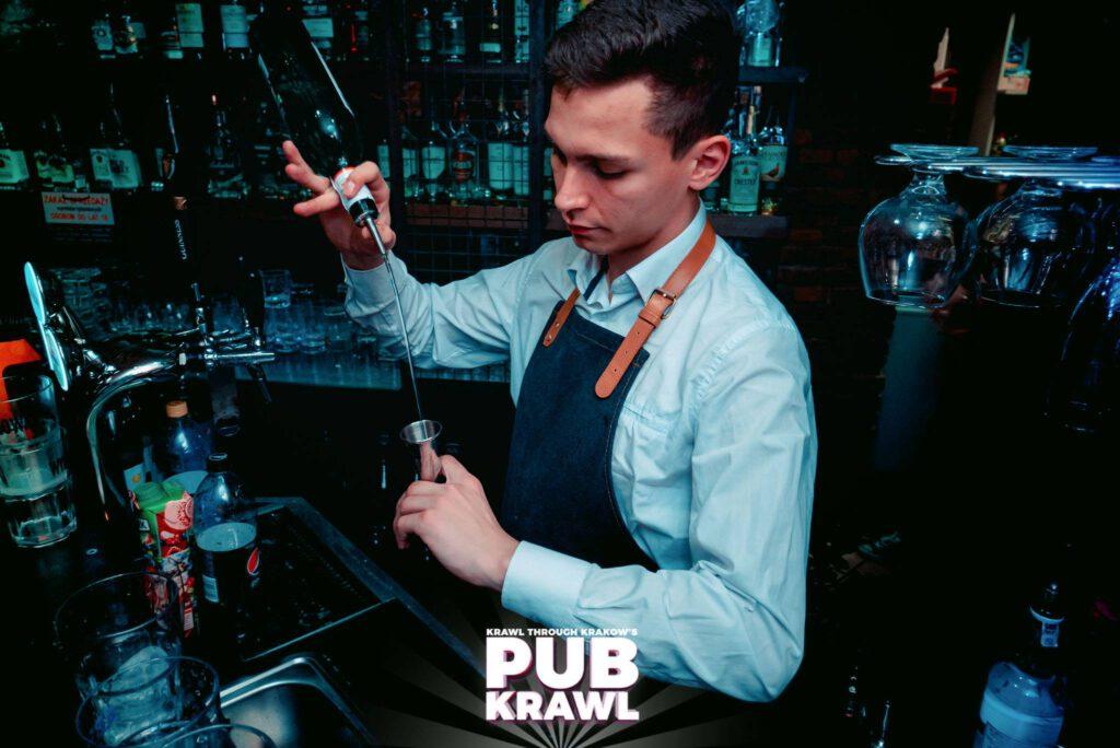 Mr. Vavelsky bartender