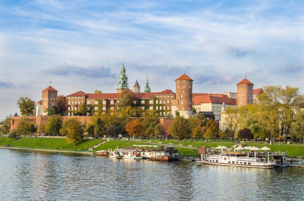 trip to krakow - wawel