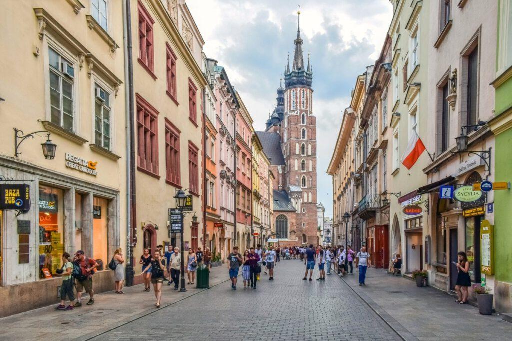 ulica florianska its poland tour operators